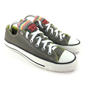 Converse All Star Five Tongue Unisex Women's 10